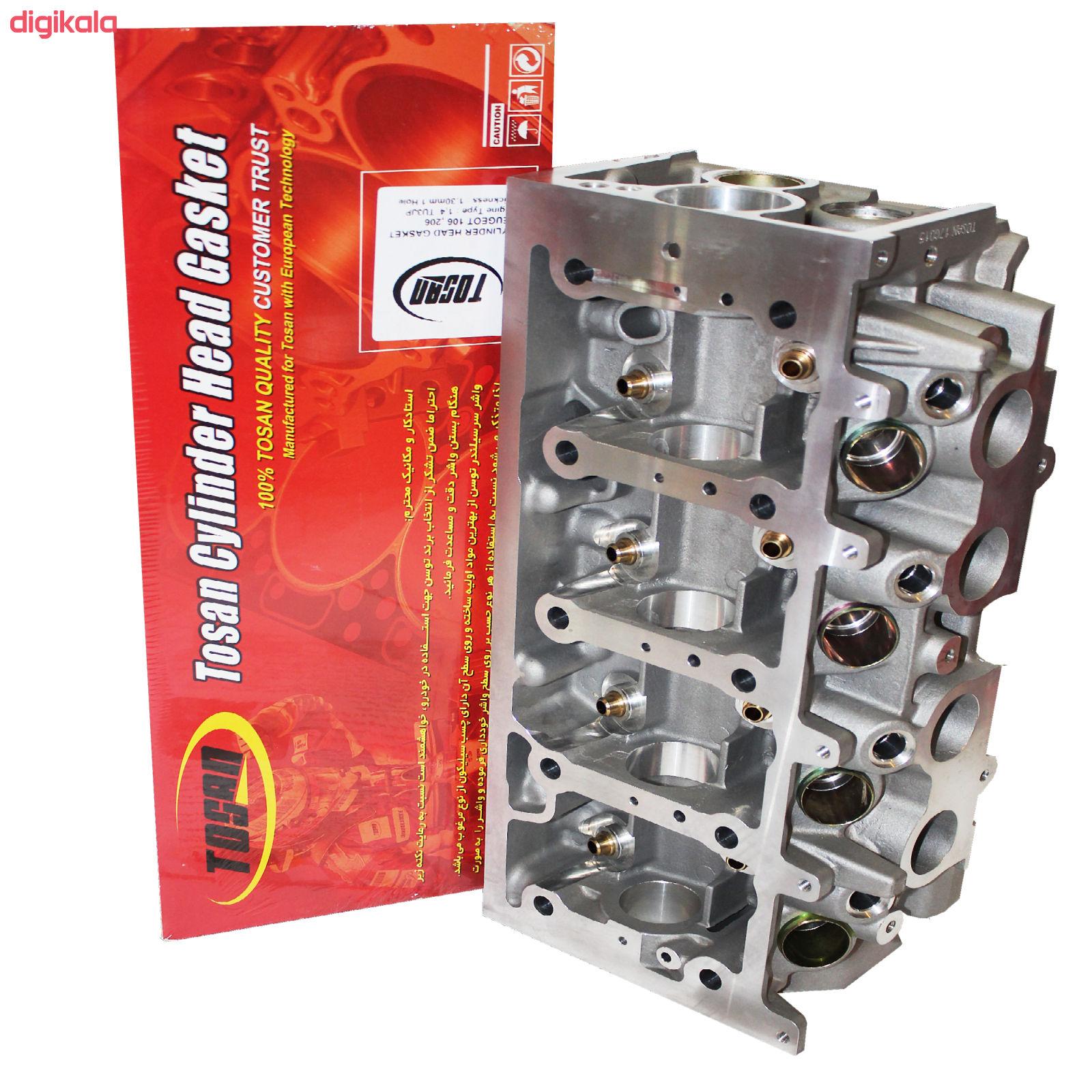 سرسیلندر توسن مدل 048 مناسب برای پژو 206 main 1 1