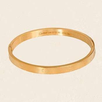 دستبند زنانه کارتیه مدل 003