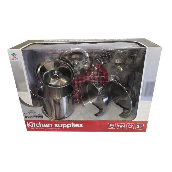 ست اسباب بازی آشپزی کد 0556