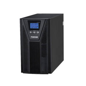 یو پی اس فاران مدل Titan Plus باظرفیت 2000 ولت آمپر به همراه باتری داخلی