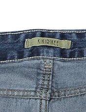 شلوار جین زنانه کیکی رایکی مدل BB3354-200 -  - 4