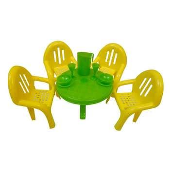ست میز و صندلی اسباب بازی مدل Ms