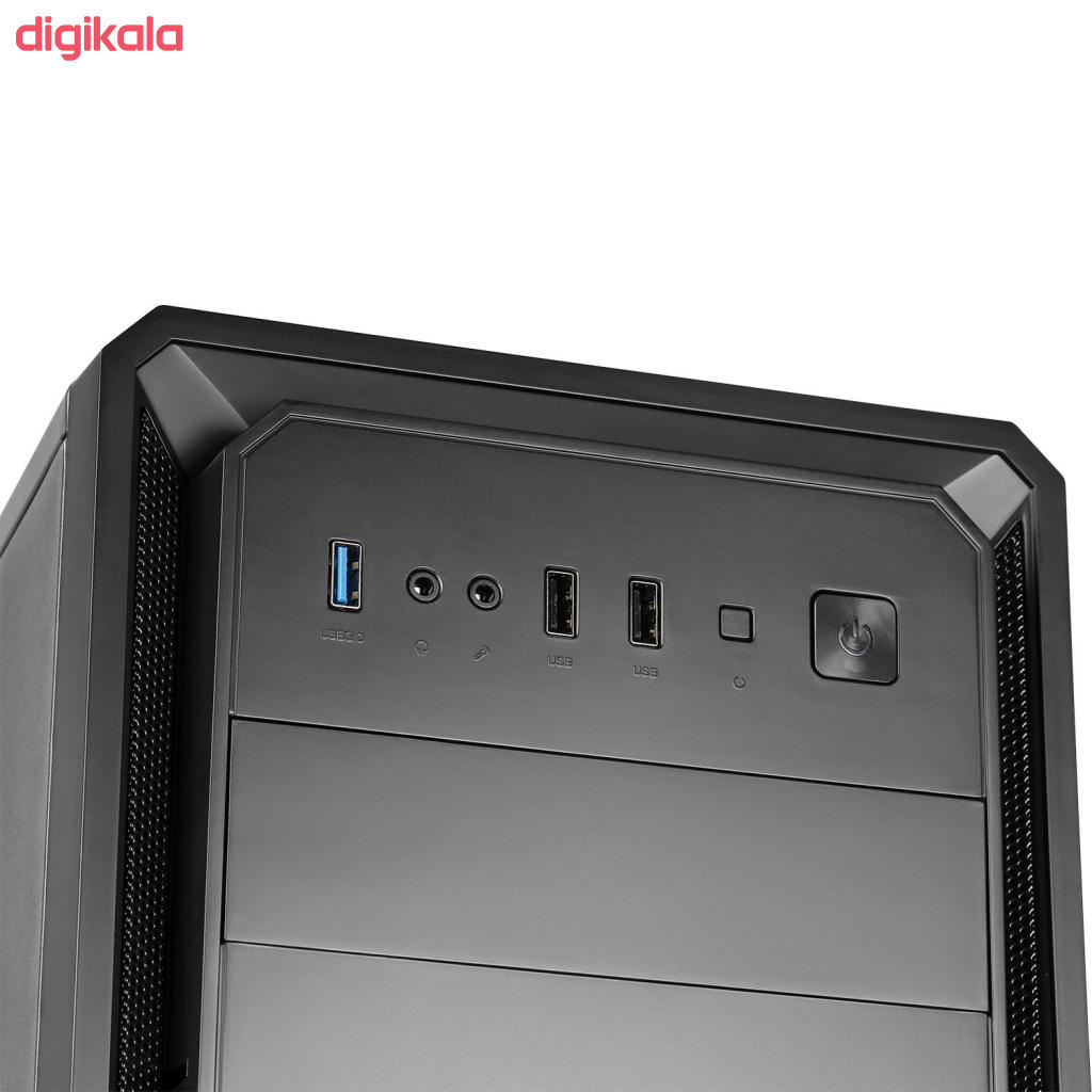 کیس کامپیوتر گرین مدل PARS EVO main 1 11