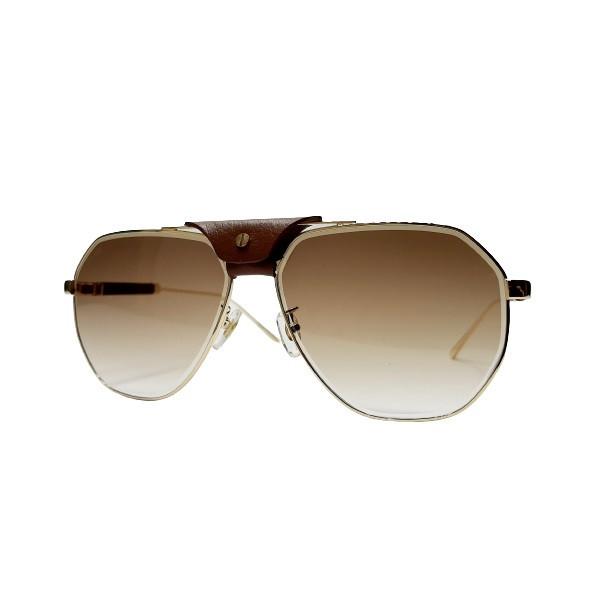 عینک آفتابی کارتیه مدل CT0167Sc4