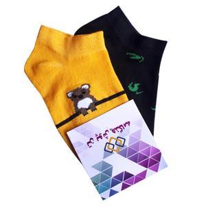 جوراب بچگانه تن پوش هنگامه مدل کوالا T01