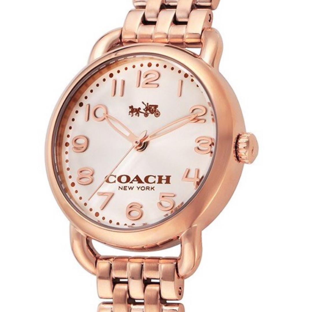 ساعت مچی عقربه ای زنانه کوچ مدل 14502242              ارزان