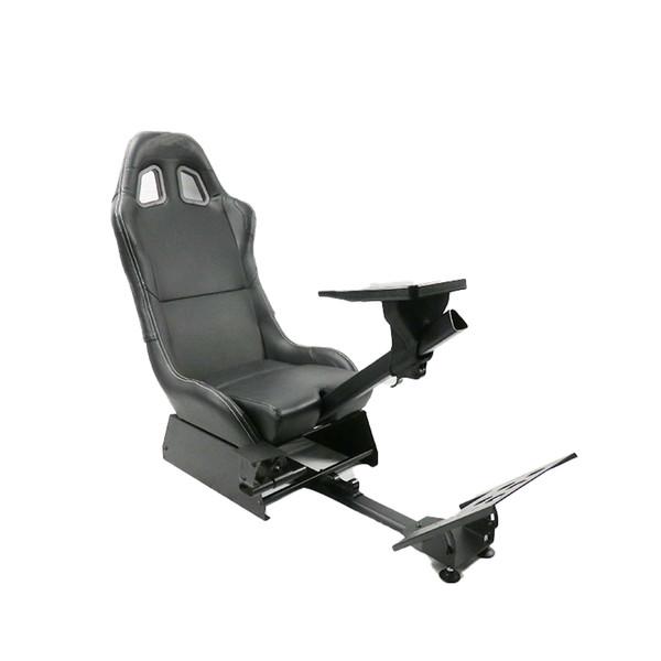 صندلی شبیه ساز رانندگی پلی سیت مدل GY-014