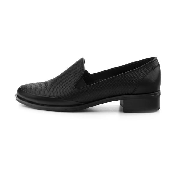 کفش زنانه مارال چرم مدل 5012