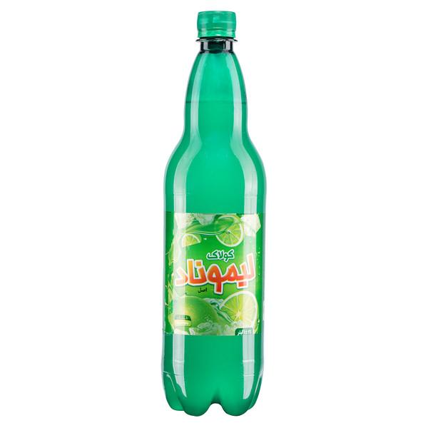 نوشابه لیموناد گازدار کولاک - 1 لیتر