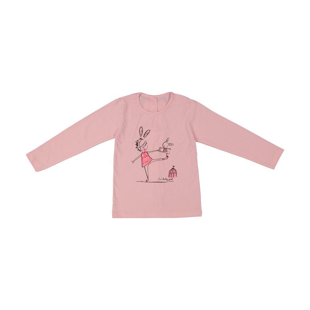 تی شرت دخترانه سون پون مدل 1391357-84