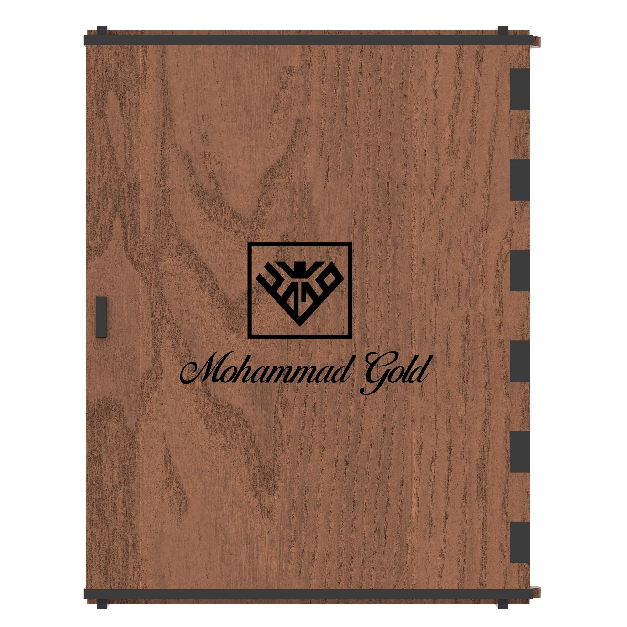 شمش طلا 24 عیار طلای محمد طرح برج آزادی کد 1000 main 1 2