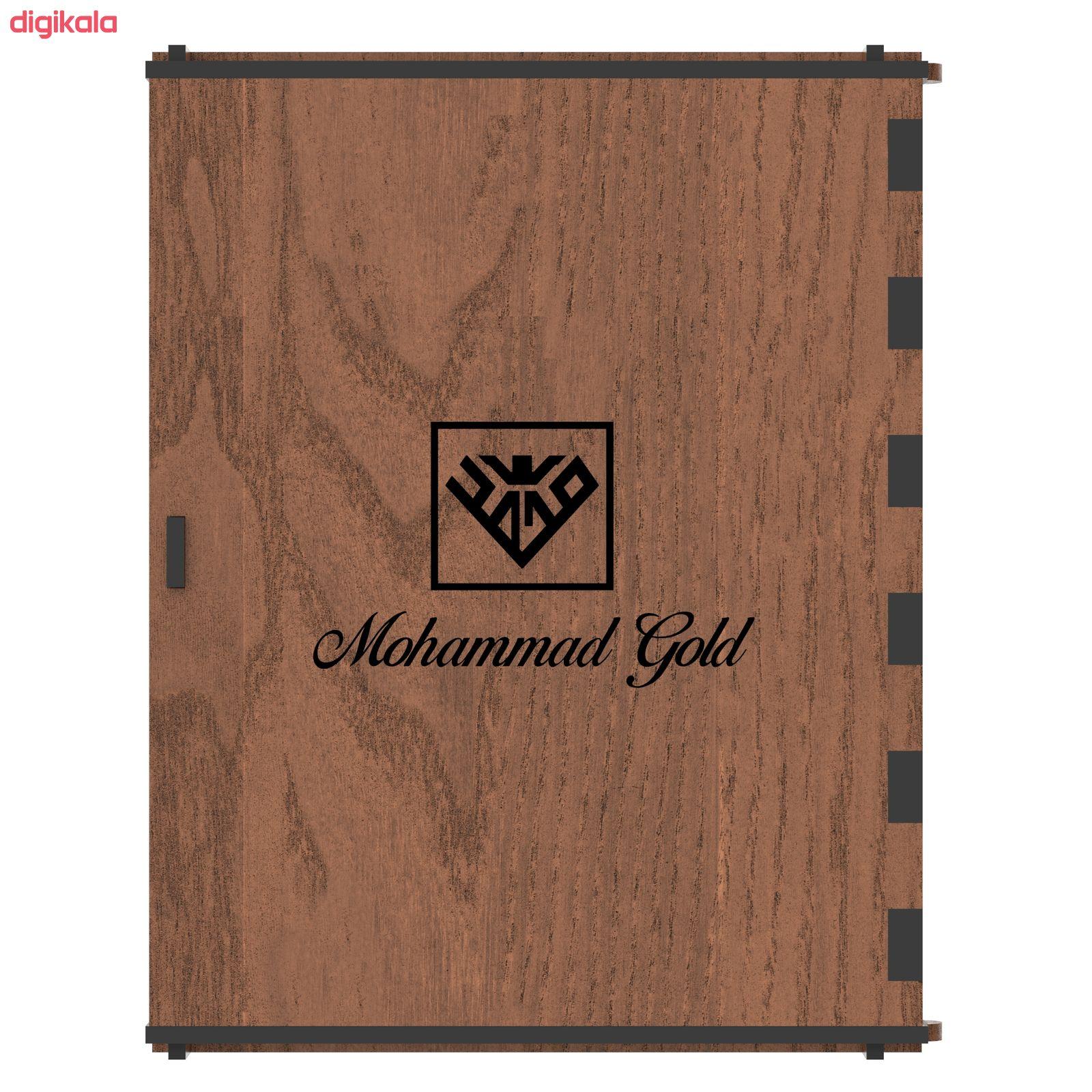 شمش طلا 24 عیار طلای محمد طرح برج آزادی کد 5000 main 1 3