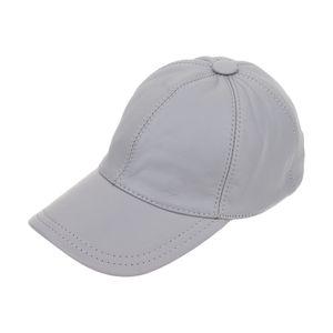 کلاه کپ مردانه شهر چرم مدل AT50021