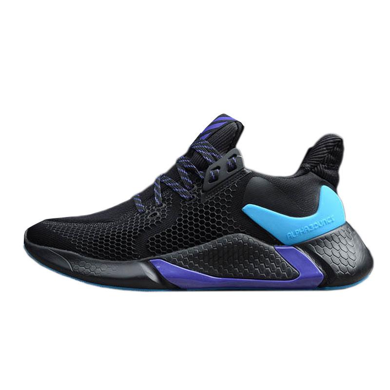 کفش پیاده روی مردانه آدیداس مدل Alphabounce کد 890813