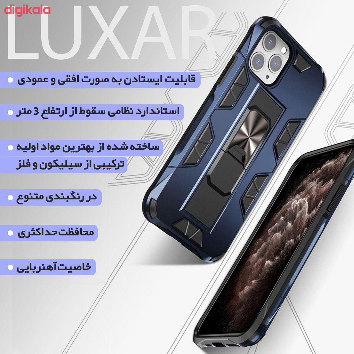 کاور لوکسار مدل Defence90s مناسب برای گوشی موبایل اپل iPhone 11 Pro main 1 13