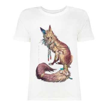 تی شرت زنانه کد SK0004-1