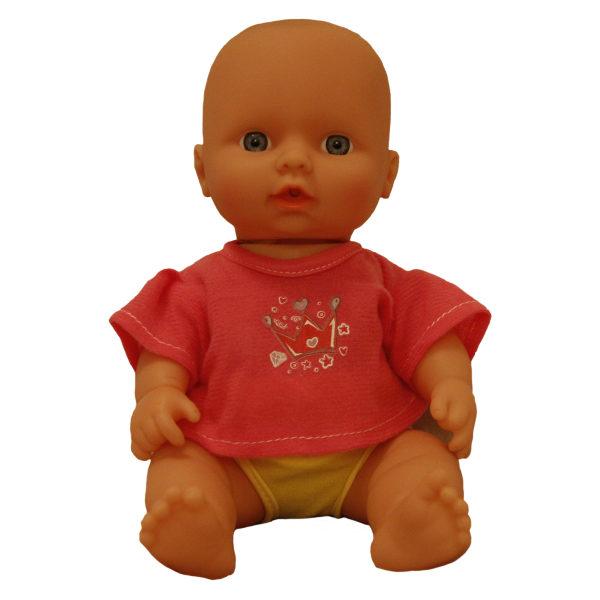 عروسک بیبی لاو طرح نوزاد مدل 1 ارتفاع 25 سانتی متر