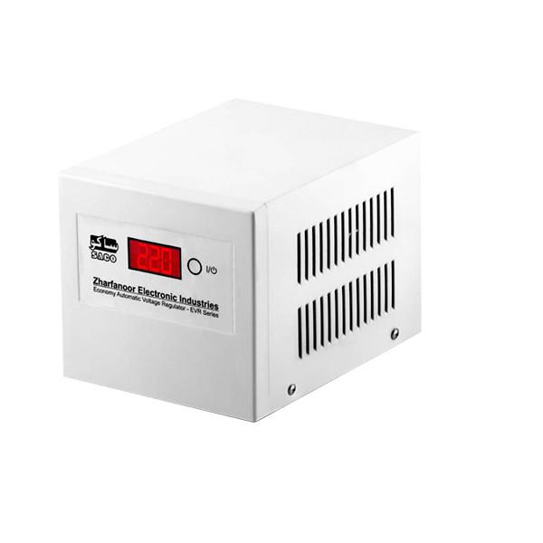 استابلایزر ساکو مدل EVR-2000CE ظرفیت2200ولت آمپر