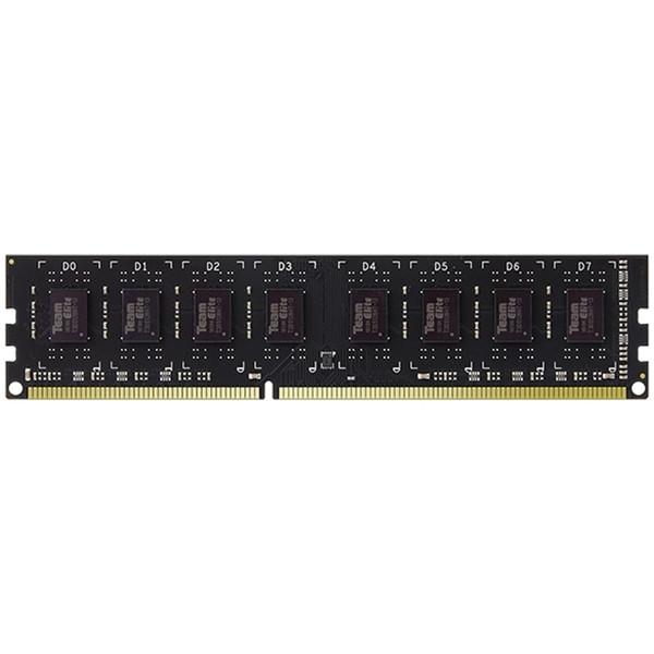 رم دسکتاپ DDR3 تک کاناله 1600 مگاهرتز CL11 تیم گروپ مدل Elite ظرفیت 4 گیگابایت