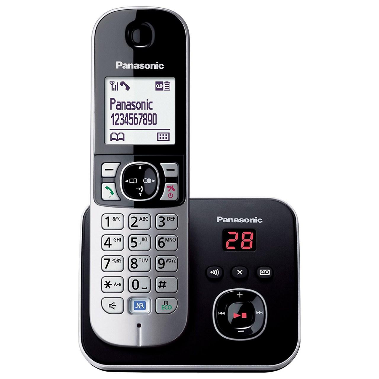 خرید اینترنتی تلفن بی سیم پاناسونیک مدل KX-TG6821