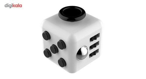 فیجت دستی مدل White Dice Cube