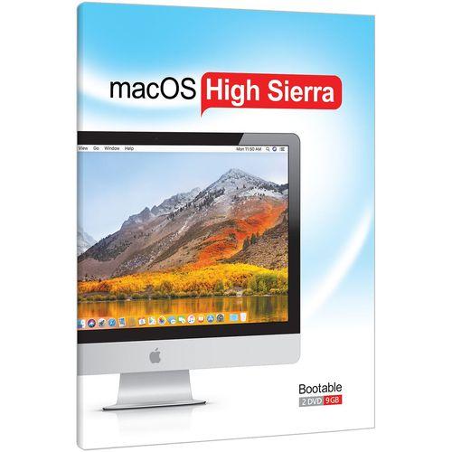 سیستم عامل macOs High Sierra شرکت پرند