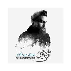 آلبوم موسیقی رویای بی تکرار اثر علی زند وکیلی - بسته بندی دیجی پک