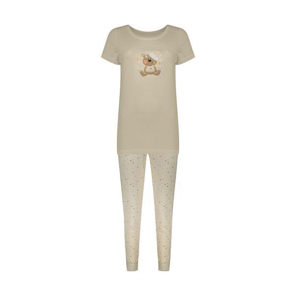 ست تی شرت و شلوار زنانه ناربن مدل 1521351-07