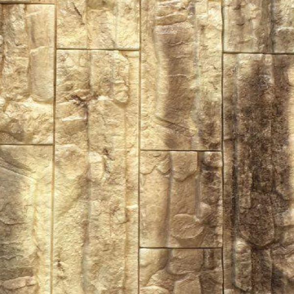 دیوارپوش فومی طرح سنگ آنتیک کدFR اندازه 71x38.5