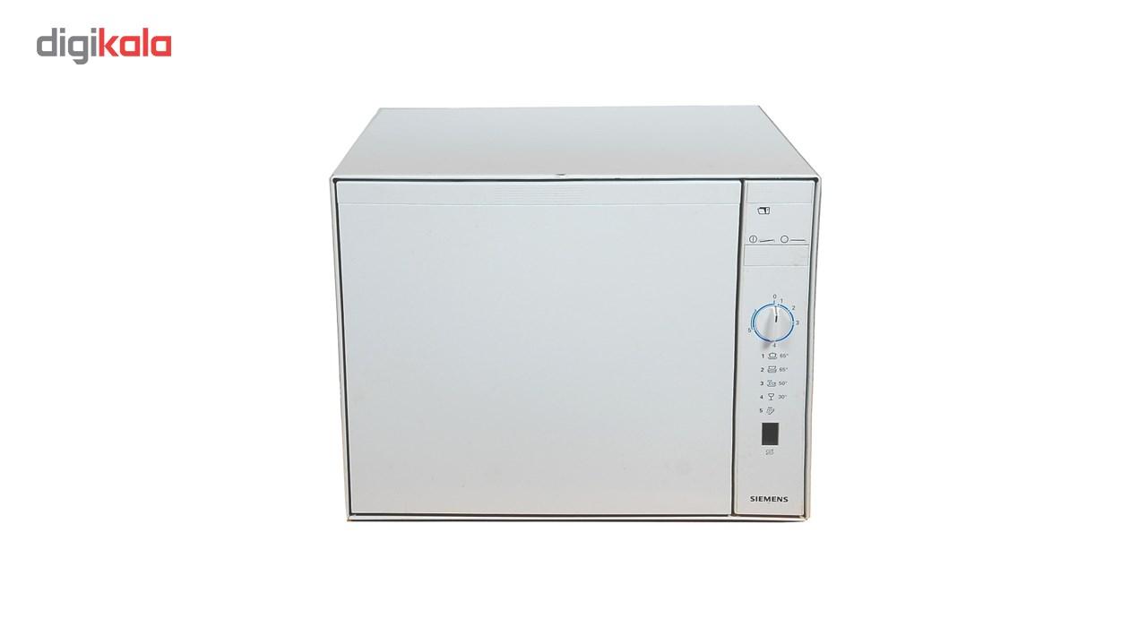 ماشین ظرفشویی رومیزی زیمنس مدل SK25210