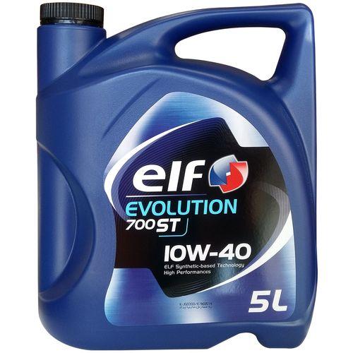 روغن موتور خودرو الف مدل Evolution 700ST 10w40 ظرفیت 5 لیتر