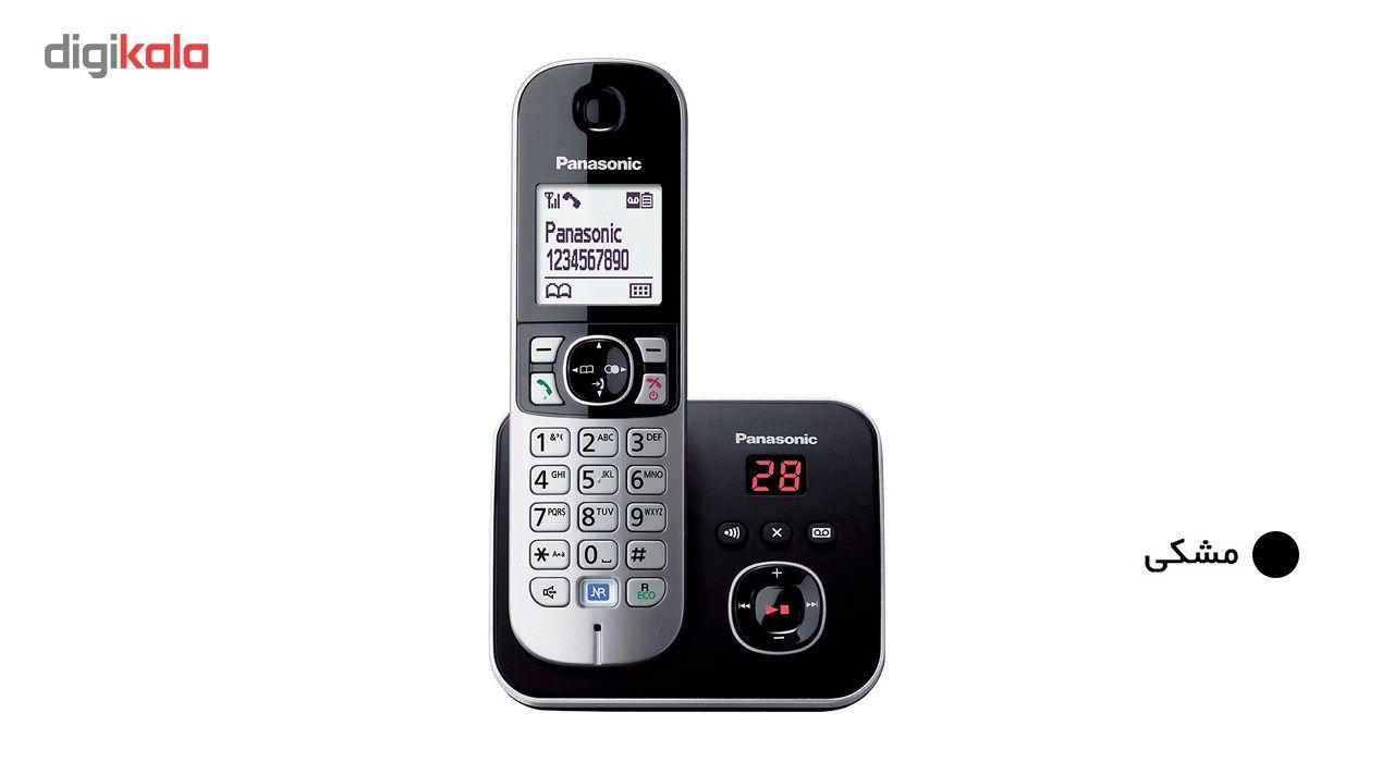 تلفن بی سیم پاناسونیک مدل KX-TG6821 main 1 1