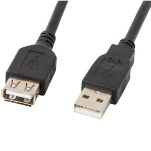 کابل افزایش طول USB 2.0  مدلKNET-AM به طول10 متر