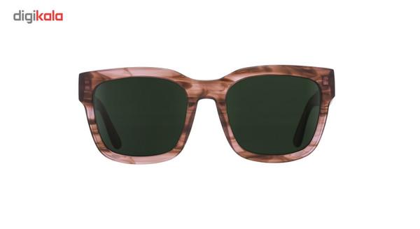 عینک آفتابی اسپای سری Trancas مدل Pink Smoke Happy Gray Green