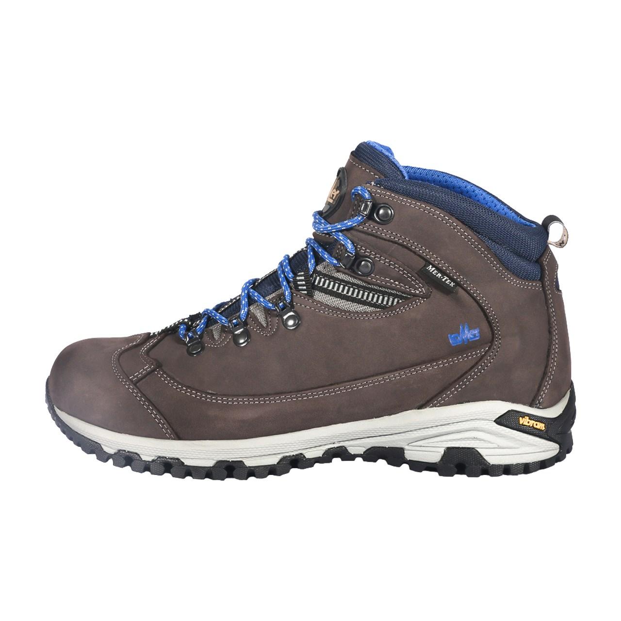 کفش کوهنوردی لومر مدل cristallo nubuck mtx antra/navy
