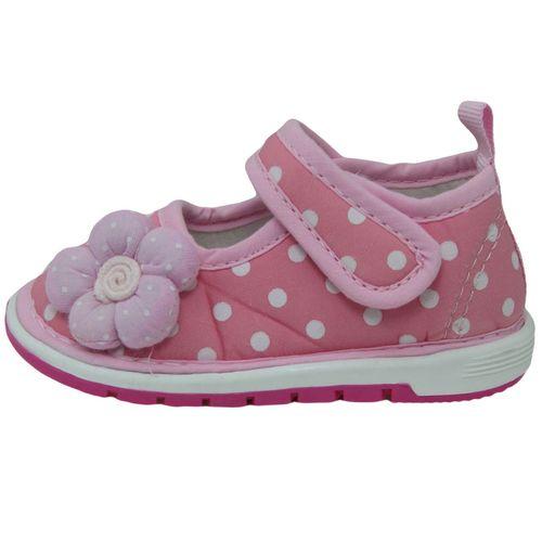 کفش بچه گانه دخترانه مدل سوت سوتی کد A1730 صورتی