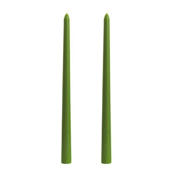 شمع قلمی شمع مینا مدل Delight 11002G01 بسته 2 عددی