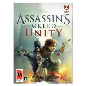 بازی کامپیوتری Assassins Creed Unity مخصوص PC