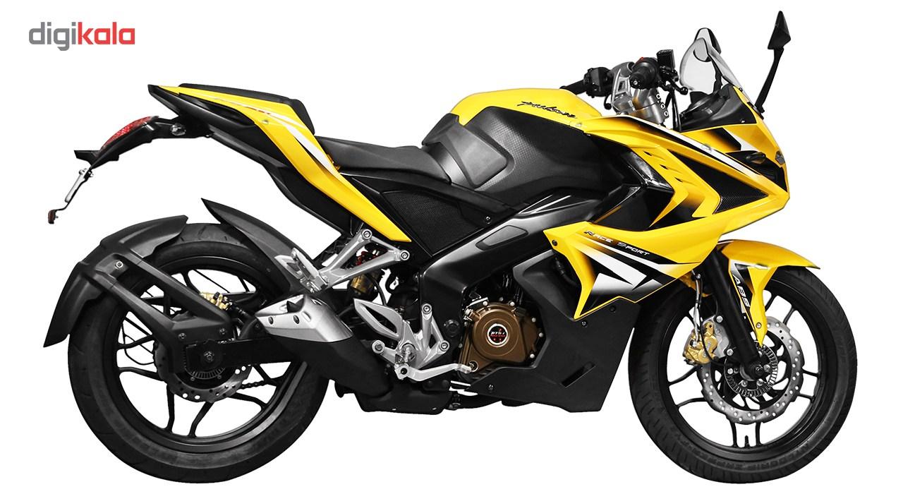 موتورسیکلت باجاج مدل Pulse RS200 سال 1397