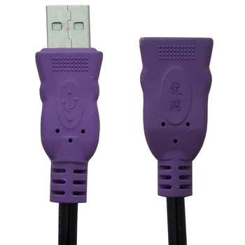 کابل افزایش طول USB 2.0   انزو به طول 1.5 متر