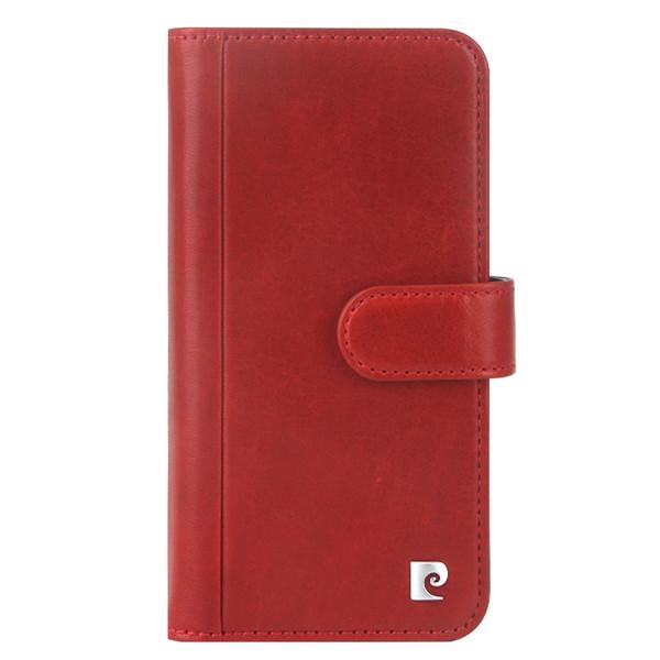 کیف پول چرمی پیرکاردین مدل PCL-P09 مناسب برای گوشی آیفون X