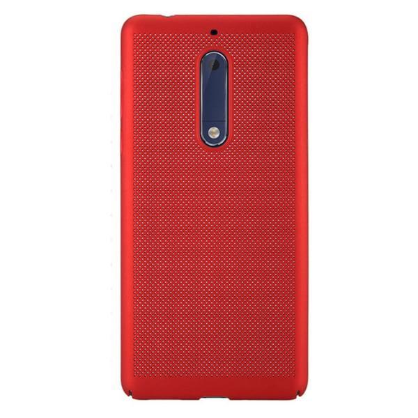 کاور مدل Hard Mesh مناسب برای گوشی موبایل نوکیا 5
