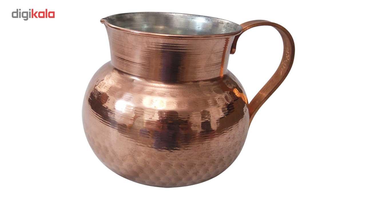 پارچ مسی زنجان کد 1532