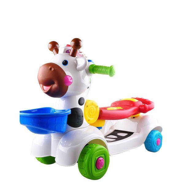 واکر 3 کاره مدل Baby Ride