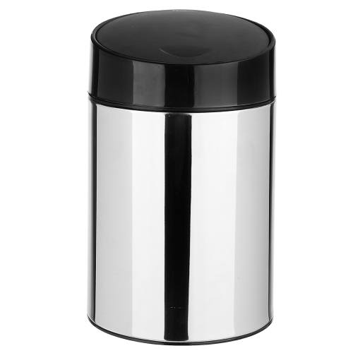 سطل زباله آکا الکتریک مدل Slide Bin گنجایش 5 لیتر