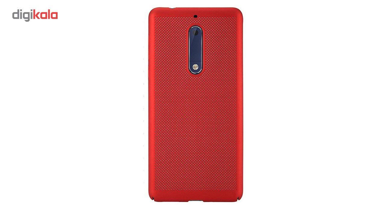 کاور مدل Hard Mesh مناسب برای گوشی موبایل نوکیا 5 main 1 1