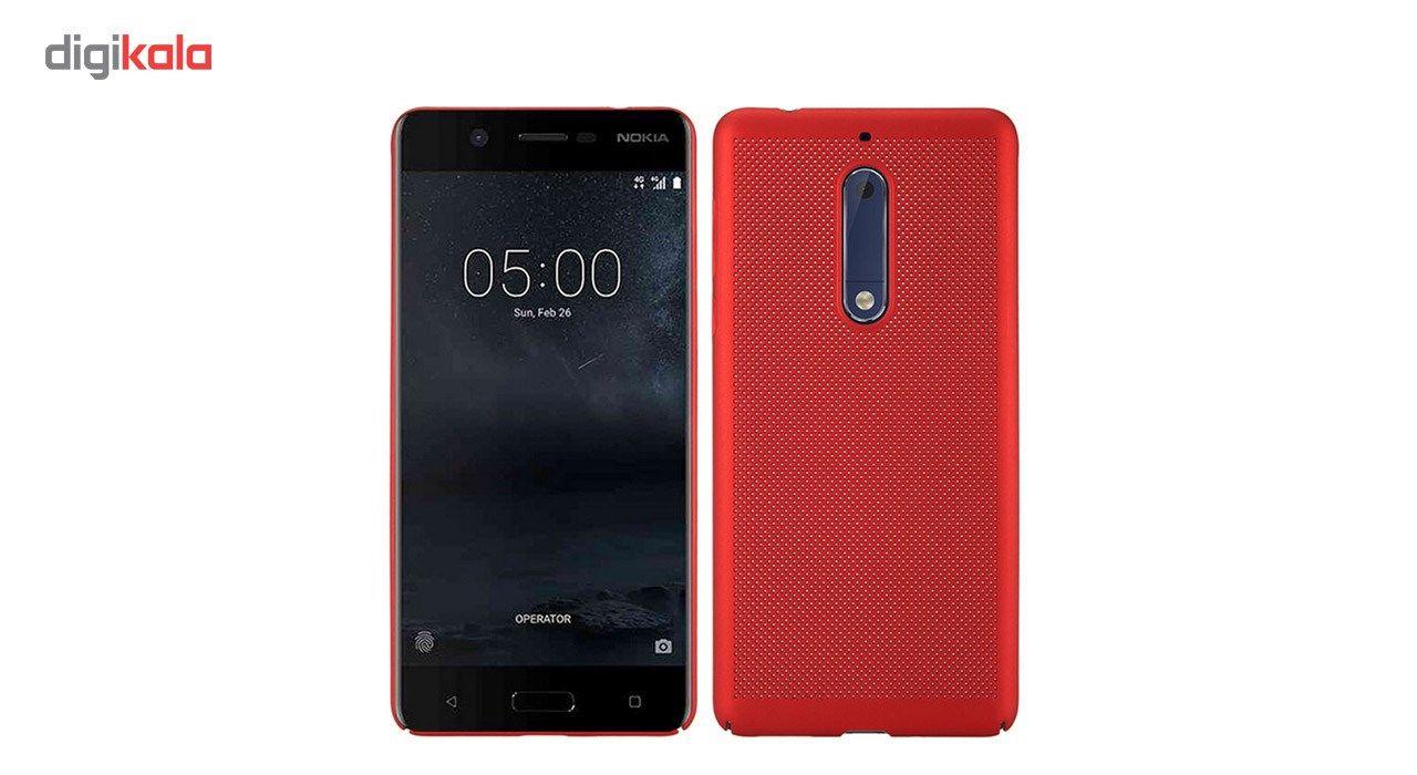 کاور مدل Hard Mesh مناسب برای گوشی موبایل نوکیا 5 main 1 2