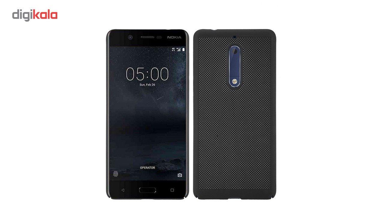 کاور مدل Hard Mesh مناسب برای گوشی موبایل نوکیا 5 main 1 3
