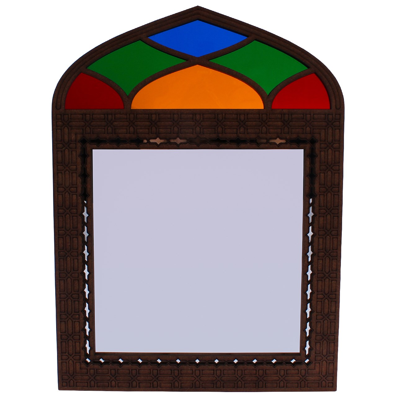 آینه دکوراتیو وندا مدل عالی قاپو سایز کوچک
