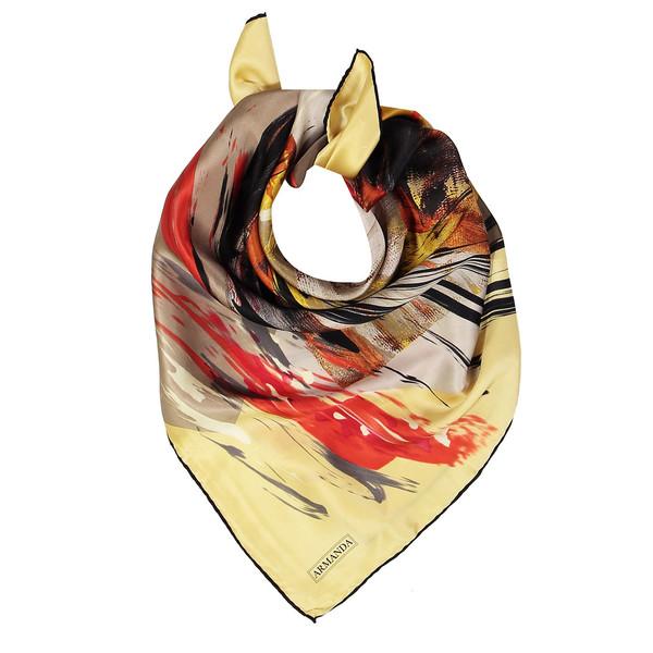 روسری آرماندا مدل S058